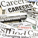 Career center with career videos and resources